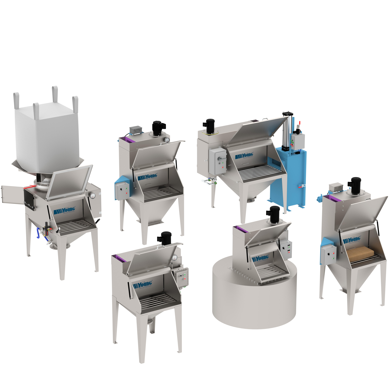Filter-Bag Dump Stations & Bag Compactors - The Young